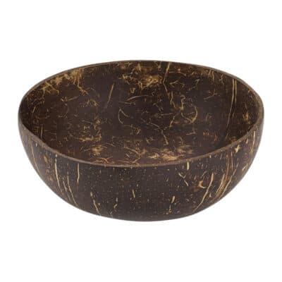 Schale Schüssel hergestellt aus Kokosnuss